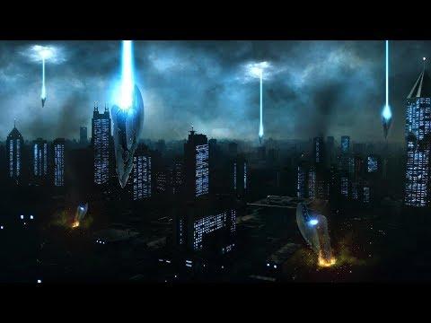 Уже не стесняются: гигантские НЛО переполошили весь город