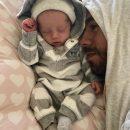 Иглесиас впервые показал своего ребенка от Курниковой