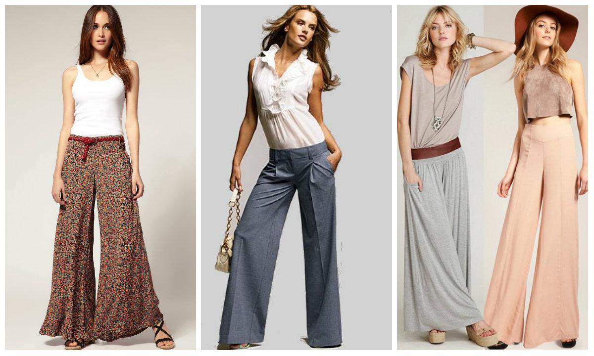 Женские брюки всегда в моде