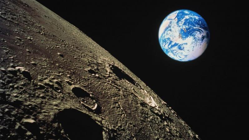 База на Луне и другие космические чудеса: в сеть слили впечатляющее ВИДЕО