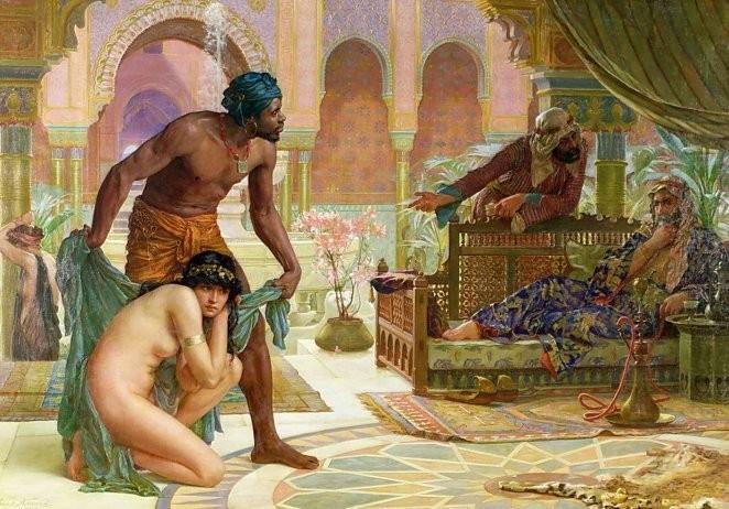 Шесть фактов об интимной жизни женщины в древние времена