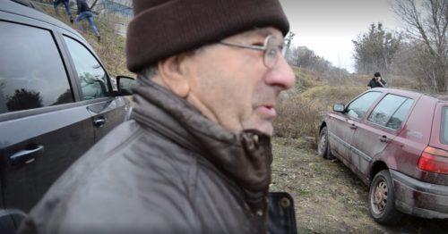Еле стоит на ногах: отец убитой Ноздровской в отчаянии рассказал всю правду