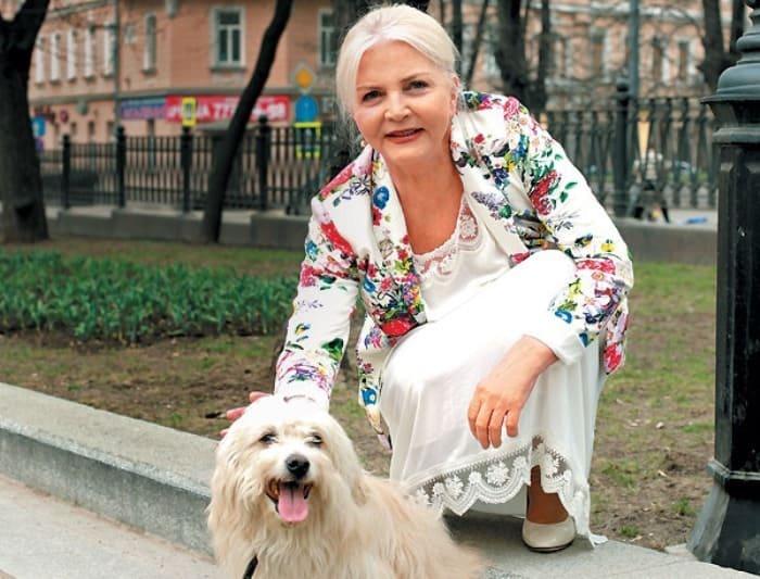 Народная артистка РФ Ольга Науменко | Фото: tele.ru