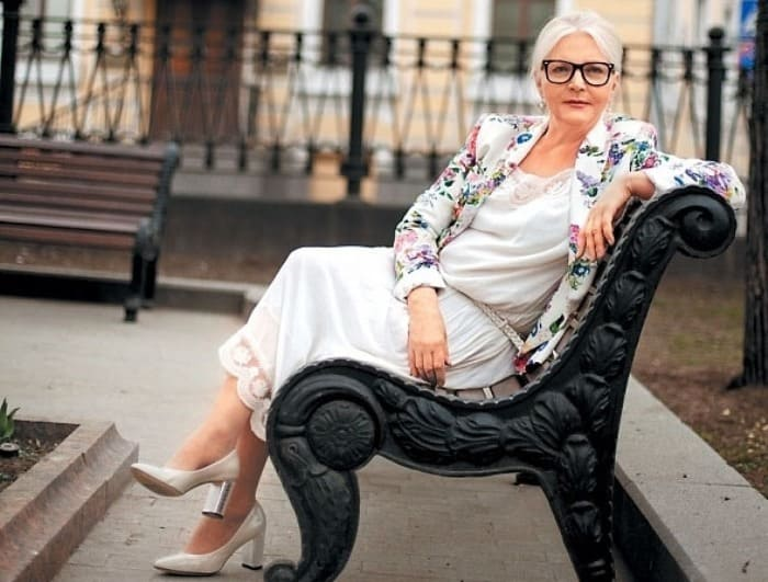 Актриса театра и кино Ольга Науменко | Фото: tele.ru