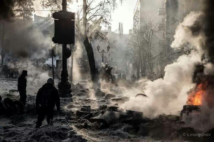 Кровавое Крещение на Майдане: в сети напомнили события в центре Киева