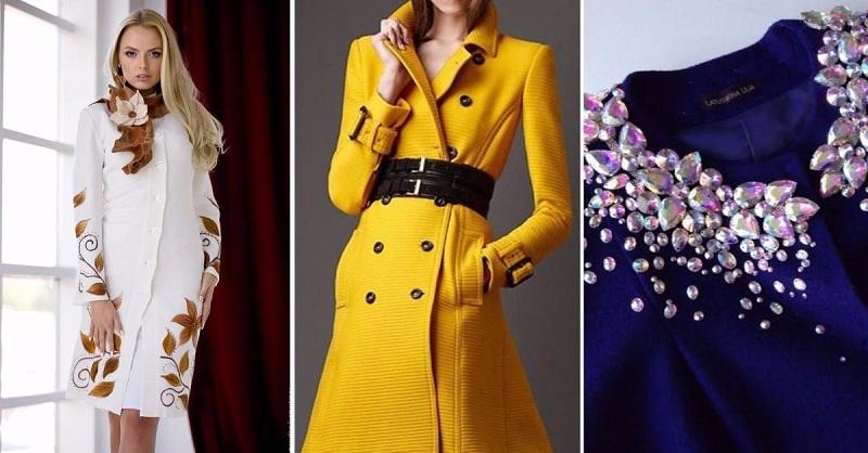 Женские демисезонные пальто – новинки сезона