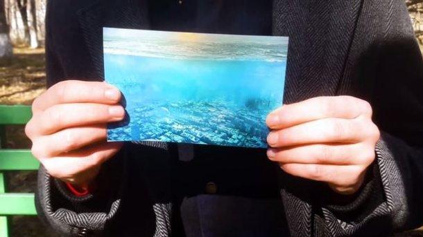 """""""Все под водой"""": американец показал фото из 5000 года"""