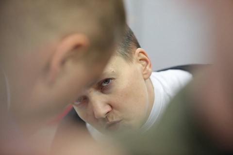 Голодовка Савченко: как выглядит нардеп после 5 дней без еды