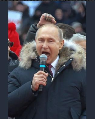 Кулак с наколкой: в России показали знаковое фото Путина. ФОТО