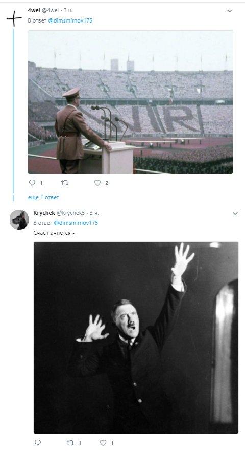Подражание Гитлеру: новые ФОТО Путина вызвали бурное негодование в сети