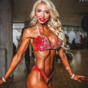 Полностью без одежды: домашние фото чемпионки Украины попали в сеть