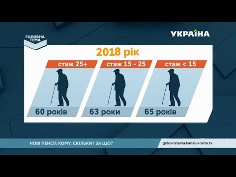 Новая система выплат пенсий в Украине: что это и когда случится