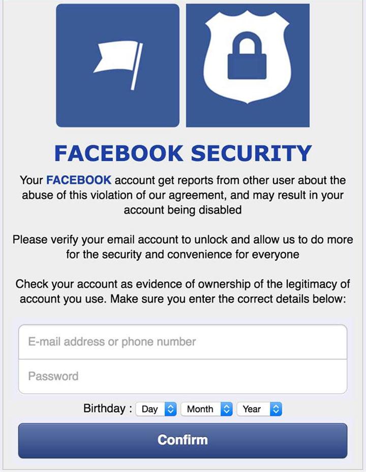 Полиция предупреждает: если вы пользуетесь Facebook, то должны знать об этой афере