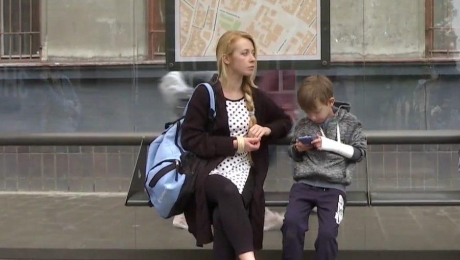 Ребенка искалечили в украинской маршрутке: фото и подробности ЧП