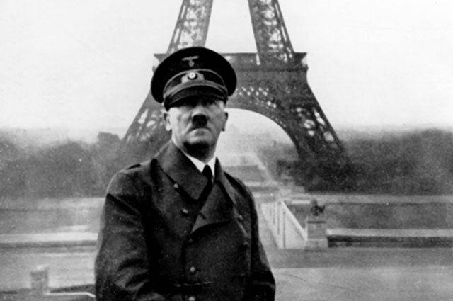 Черная метка фюрера: проклятие Третьего Рейха передается потомкам