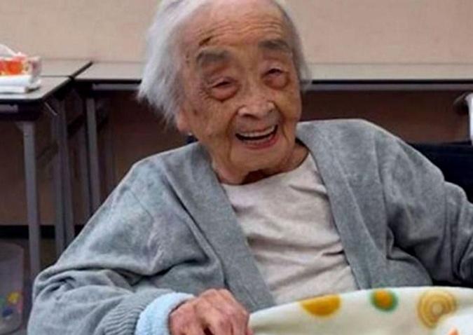 Умерла старейшая жительница Земли. ФОТО