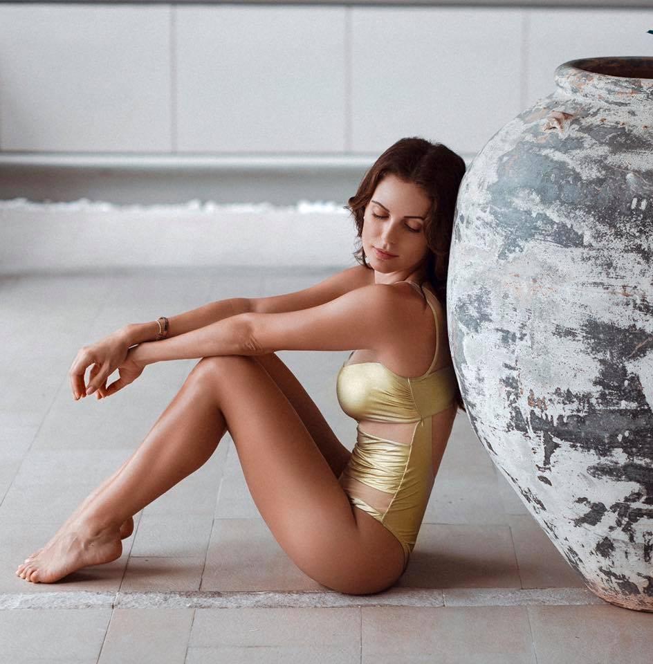 Очаровательная украинская гольфистка восхитила интернет своей красотой
