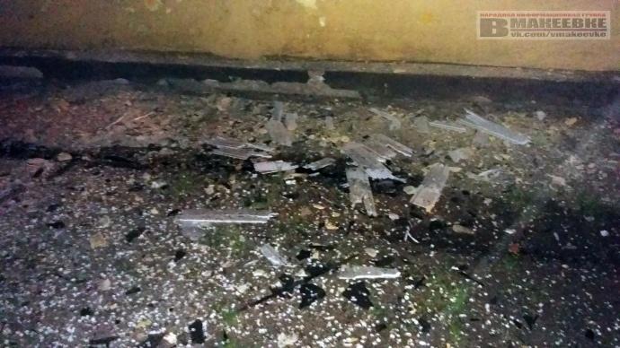 На оккупированном Донбассе прогремел мощный взрыв. ФОТО