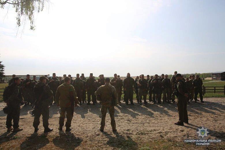 Полным ходом идет подготовка к зачистке Донбасса. ФОТО