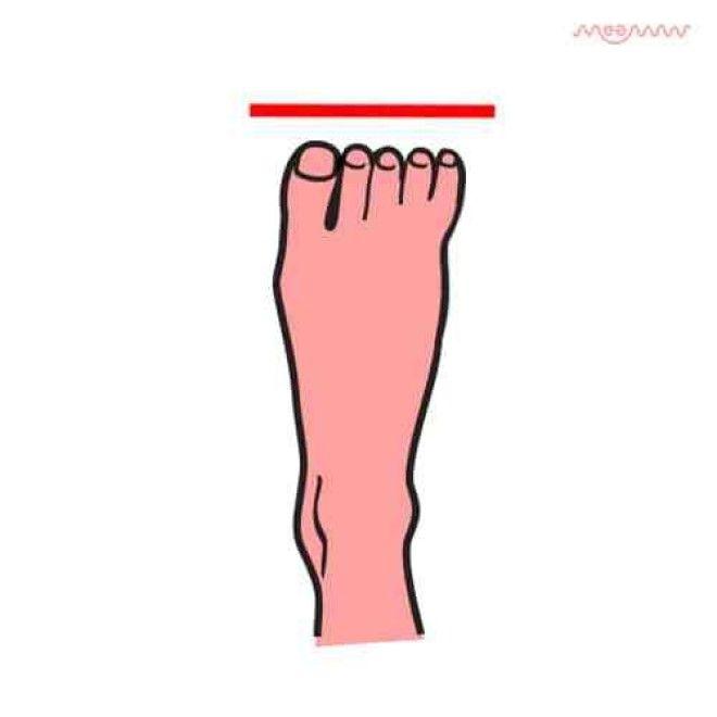 Что может рассказать о вас форма вашей ступни