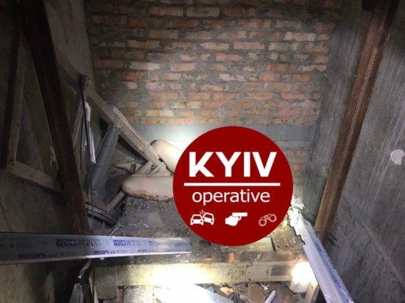 Трагедия в Киеве: девушка упала с высоты 25-го этажа во время свидания. ФОТО
