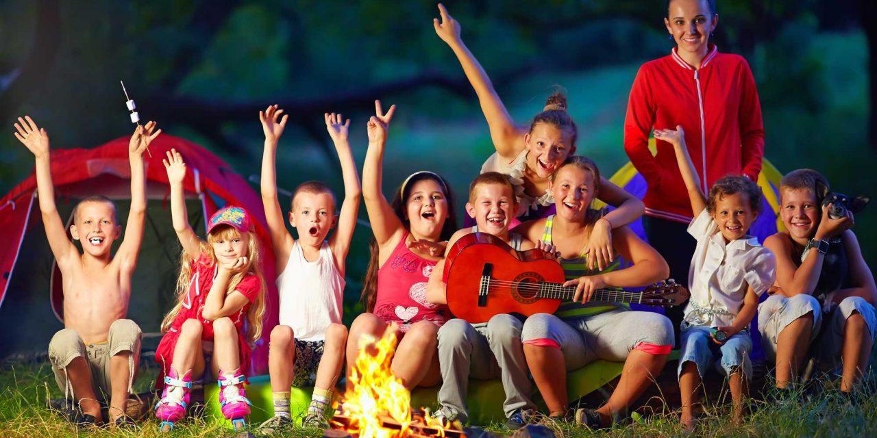 Детский лагерь для идеального лета вашего ребенка