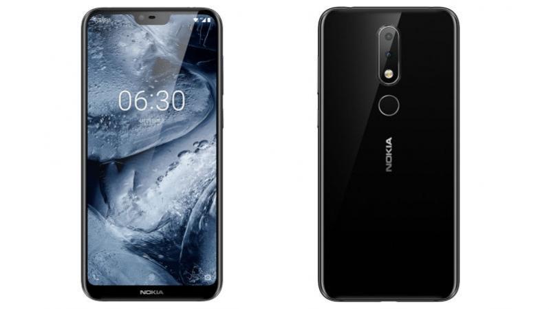 Nokia официально клонировала iPhone Х