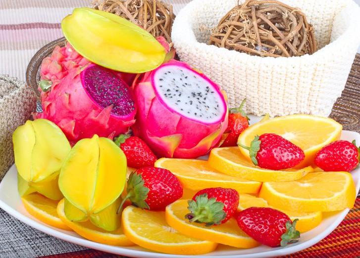 Доставка  экзотических фруктов в Украину