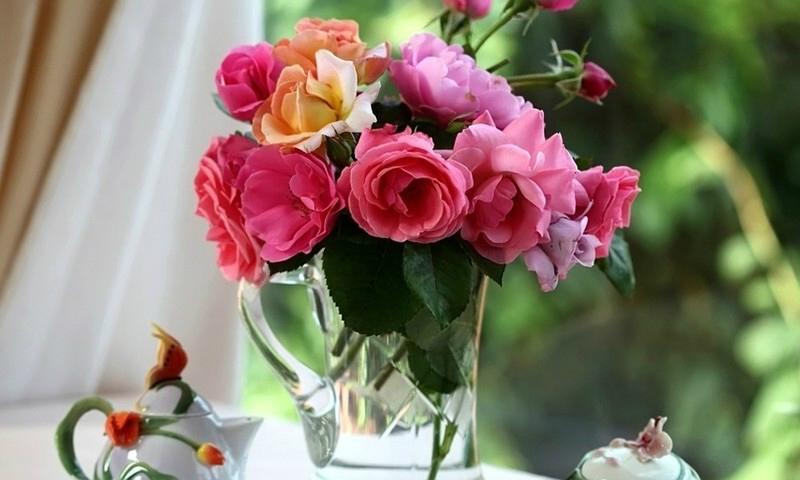 Лучший сервис поздравления близких людей с помощью букета цветов