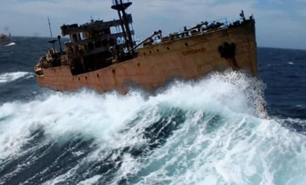 На столе было виски: в Карибском море обнаружили корабль-призрак