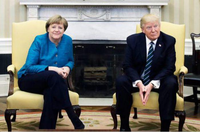 Конфликт между Трампом и Меркель достигает апогея, грядет переброска войск