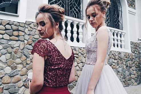 Выпускной 2018: самые красивые наряды украинских школьниц. ФОТО