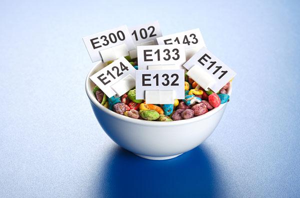 Смертельная еда: какие пищевые добавки принесут с собой букет болезней. ТАБЛИЦЫ