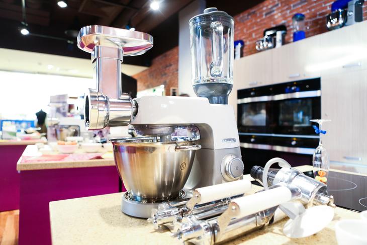 Кухонные машины Kenwood - мастер-шеф кухни