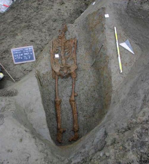 Настоящее распятие: археологи нашли собрата Иисуса Христа