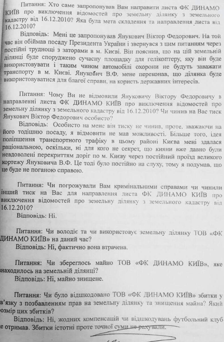 """Суркис слил Януковича в деле о """"вертолетной площадке"""", а теперь претендует на КВЦ """"Парковый"""""""