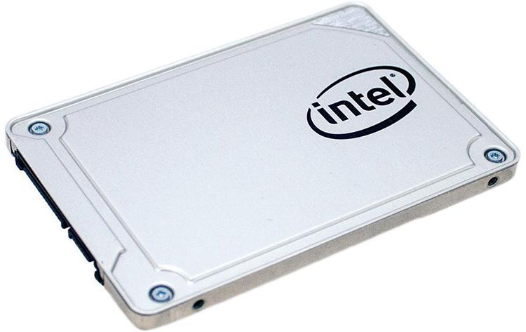 Твердотельный накопитель от Intel