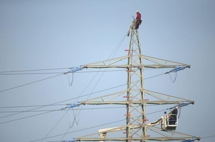 В Украине без электричества остались 42 населенных пункта