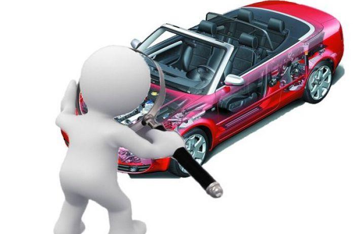 5 неисправностей автомобиля, с которыми запрещено продолжать движение