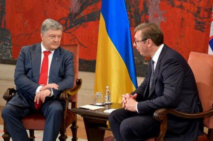 Украина и Сербия готовятся к подписанию соглашения о ЗСТ