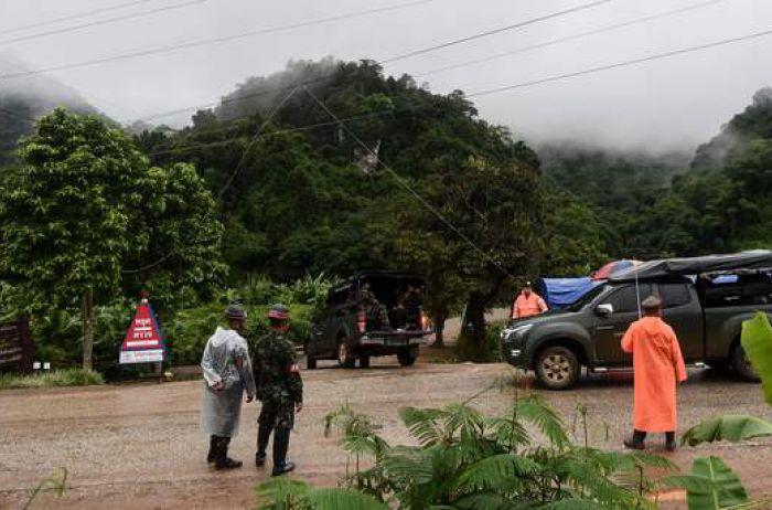 Исчезновение школьников в Таиланде: объявлено о завершении спасательной операции