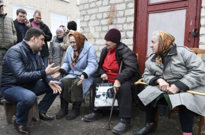 Неизлечимо болен жадностью: реформа Гройсмана привела украинцев в ужас
