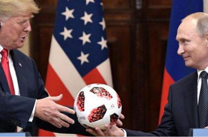 Нельзя заносить в Белый дом: дешевый подарок Путина заподозрили в прослушке