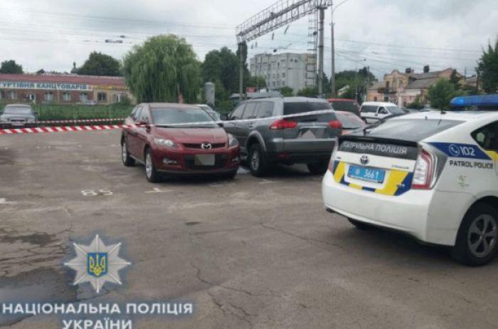 Украинская полиция провернула очередную инсценировку убийства для поимки киллеров