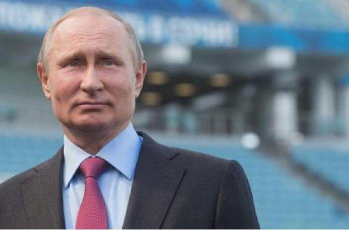 Провал года: как Путин искал свой флаг и не нашел