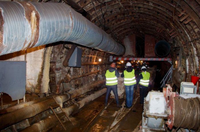 В Днепре во время строительства метро нашли артефакт 19-го века