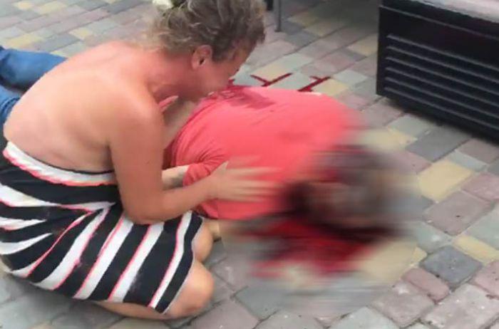 В Бердянске застрелили участника АТО и известного общественного активиста