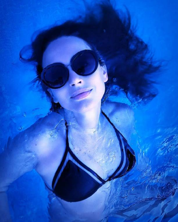 Ирина Безрукова в купальнике покорила фанатов