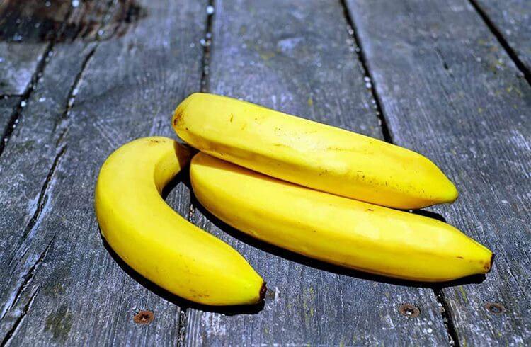 Что случится с вашим телом, если будете съедать по три банана ежедневно
