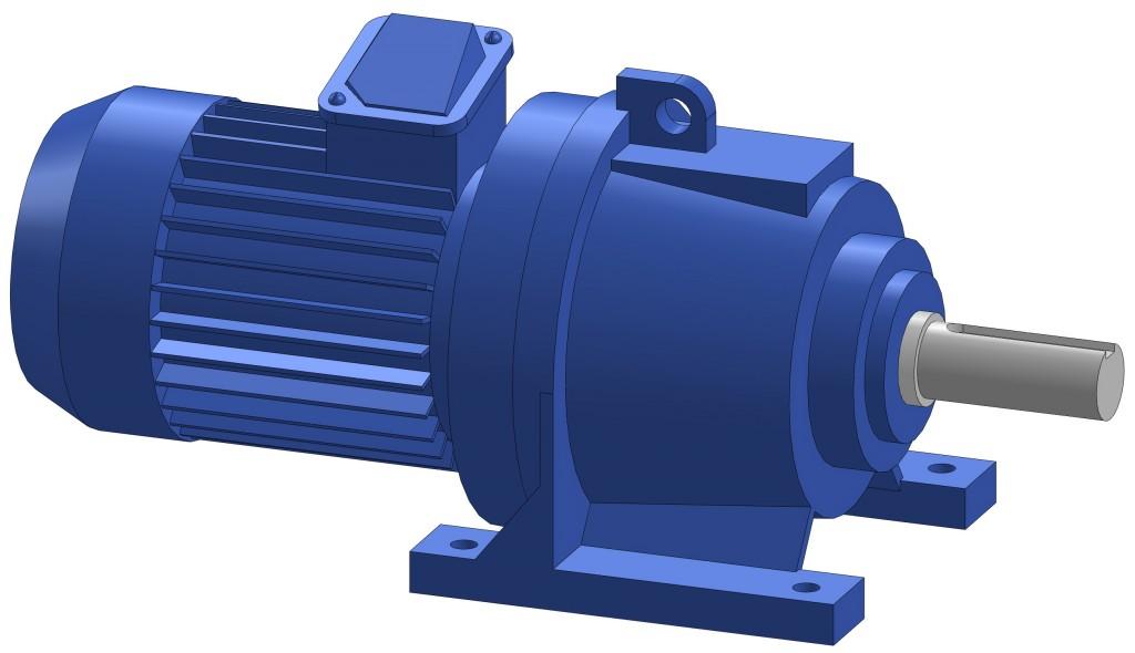 Мотор-редуктор, сочетающий мощность и надёжность можно купить только у одной компании